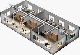 ventilation systems.